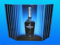 Présentoir alcool