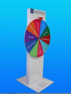 roue de la fortune roue de loterie partir d 39 1 exemplaire infini plv infini plv. Black Bedroom Furniture Sets. Home Design Ideas